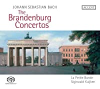 The Brandenburg Concertos by La Petite Bande (2010-09-30)