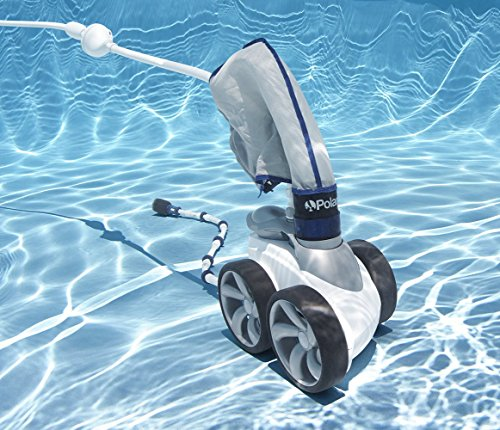Key Features Of Polaris p39 pressure side pool cleaner