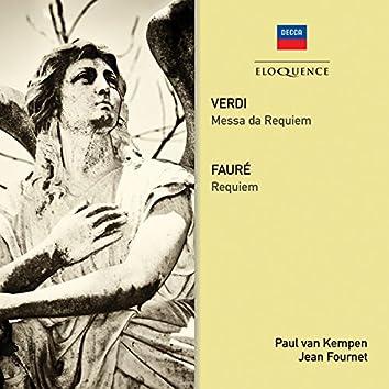 Verdi: Requiem / Faure: Requiem