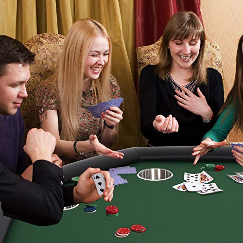 Soozier Table de poker octogonale...