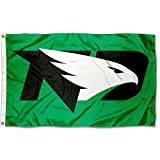 College Flags & Banners Co. North Dakota Fighting Hawks New Logo Flag