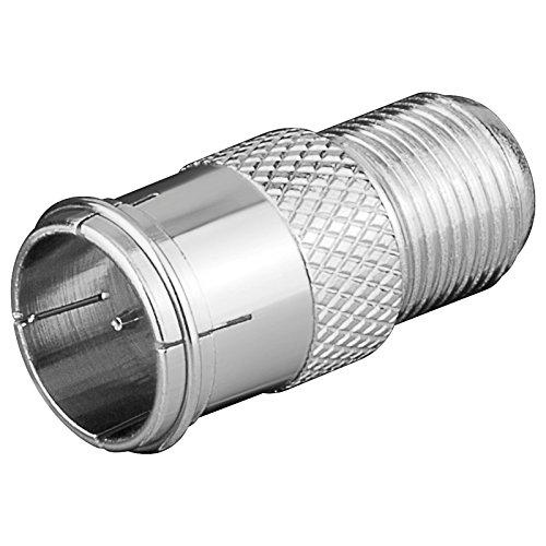 GWS-POWERCELL Connettore: spina F-Quick su presa F, 10 pezzi