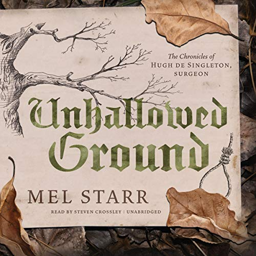『Unhallowed Ground』のカバーアート