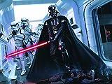 Prime 3D Puzzle lenticular Star Wars Darth Vader y Stormtrooper 500 Piezas, Multicolor
