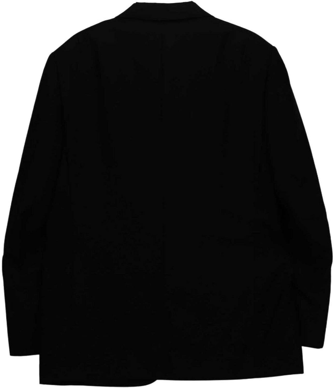Canali Men's Classic Fit Solid Wool Suit Jacket Dress
