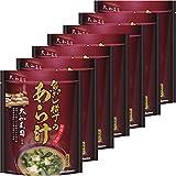 マルコメ 大和寿司監修 魚がし横丁のあら汁 5食 ×7個