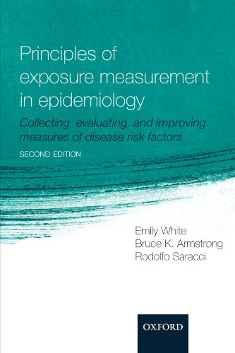 Principles of Exposure Measurement in Epidemiology: Collecting, Evaluating and Improving Measures of Disease Risk Factor