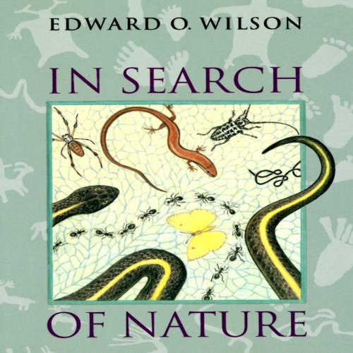 In Search of Nature audiobook cover art