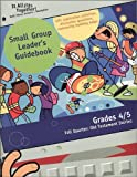 It All Fits Together Small Group Leader's Guidebook: God's Story: Genesis-revelation (Promiseland)