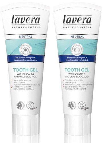 (2er BUNDLE) | Lavera Neutral Zahngel 75 ml | 75ml - Lavera