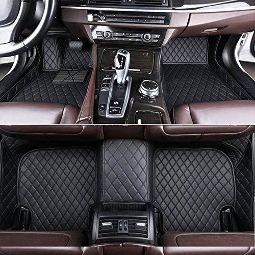 Hunulu Alfombrillas De Coche para Audi A3 Sportback TT Mk1 A4 B8...