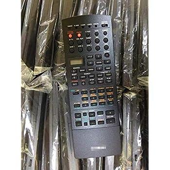 Calvas Original New RAV220 Remote Control For YAMAHA RX-V1 DSP-AX1 RX-V2400 RAV223 AV Receiver