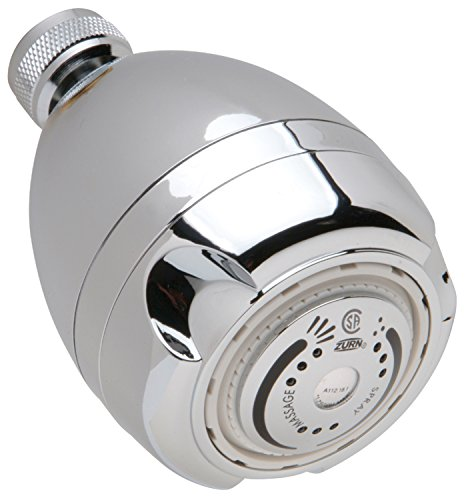 Zurn Z7000-S9 Water Saver Shower Head 1.5 GPM