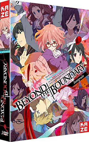 Beyond The Boundary-Intégrale DVD