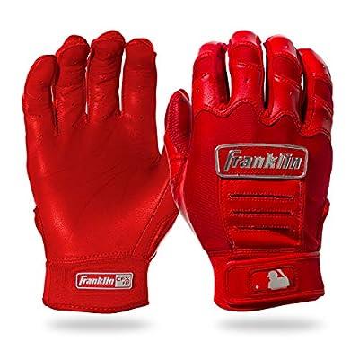 Franklin Sports MLB CFX Pro Baseball and Softball Batting Gloves