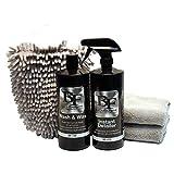 BLACKFIRE Wash & Wax Express Detailing Duo
