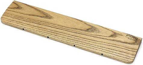 FILCO Genuine ウッドリストレスト Mサイズ〔幅360mm〕北海道産天然木使用 オスモカラー仕上げ 日本製 ブラウン FGWR/M