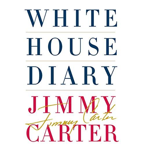 White House Diary cover art