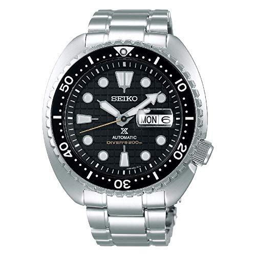 SEIKO Herren Automatik Armbanduhr - Prospex Sea Automatic Divers SRPE03K1