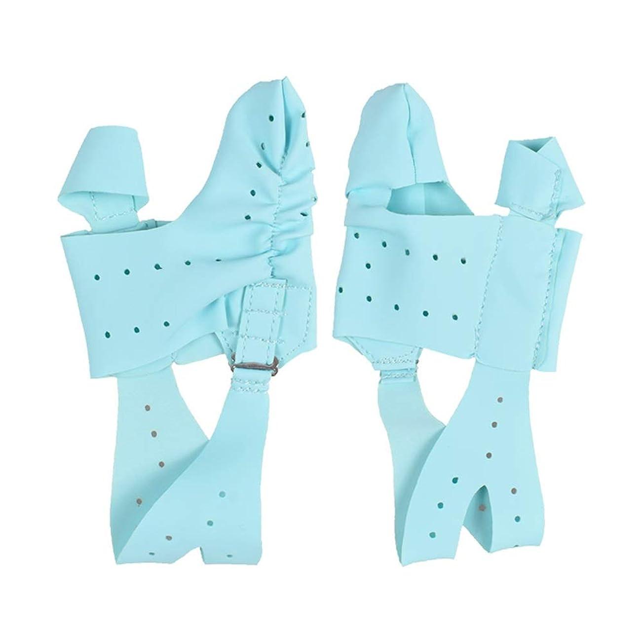 可決充実裏切り者つま先アライナは、靴を着用することができますダブルつま先キャリブレーター外反母gus矯正極薄リリーフ痛みプロテクター (Size : M)