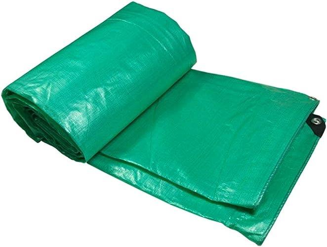 14EU-Haucalarm Bache de Prougeection Pratique Tissu Anti-Pluie imperméable à l'eau et à la Pluie bache de Prougeection Contre Le Vent