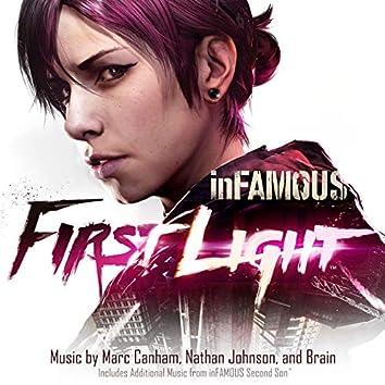 inFAMOUS: First Light (Original Soundtrack)