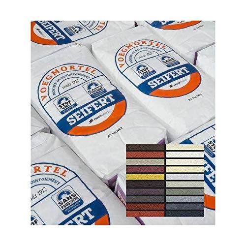 Farbiger und wasserfester Vergussmörtel - Seifert - 905 - Weiß