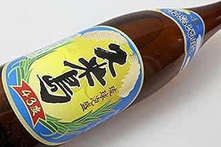 久米島 一升瓶 43度 1800ml/米島酒造