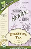 Mate Factor Functional Herbal Blends - Digestive Tea with Prebiotics 20 Bag(S)