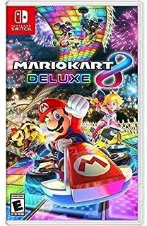 Mario Kart 8 Deluxe Nintendos Switch