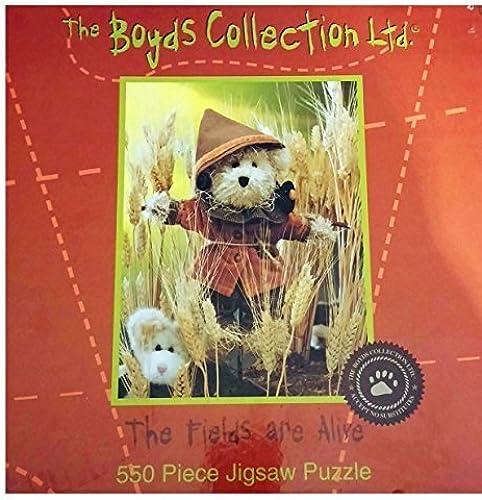 bajo precio The Boyds Boyds Boyds Collection Ltd. The Fields Are Alive by Ceaco  el precio más bajo