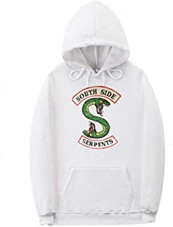 Hoodies Merch Hooded Sweatshirt Cotton Top Multicolored Southside Serpents Outfit Dress Collectables Womens