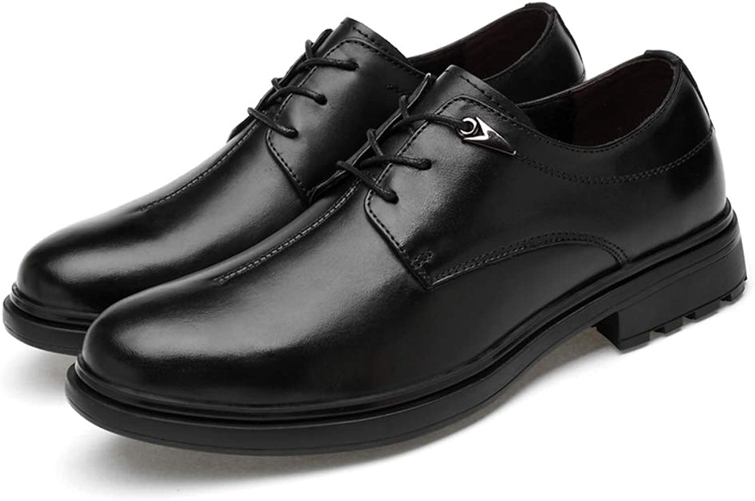 Men's British Style with Low Top Formal Fashion Leisure Oxford Casual Simpleshoes