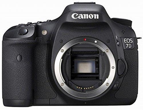 Canon EOS 7D 18 MP CMOS Digital SLR Camera Body Only - International Version