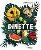 Dinette - Fruits, légumes et gourmandises à crocheter