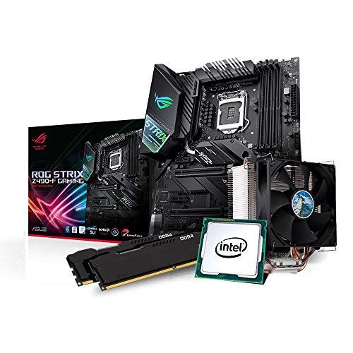 Kiebel Aufrüst Bundle, Intel Core i7 10700K 8x3.8 GHz, 16GB DDR4, Intel HD 630 Grafik, Aufrüst Set, komplett vormontiert und getestet [184446]