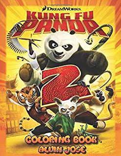 Best kung fu panda 2 coloring book Reviews