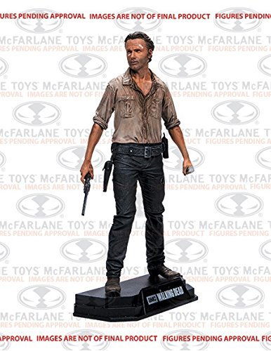 Walking Dead Rick Grimes colore tops Collector Edition