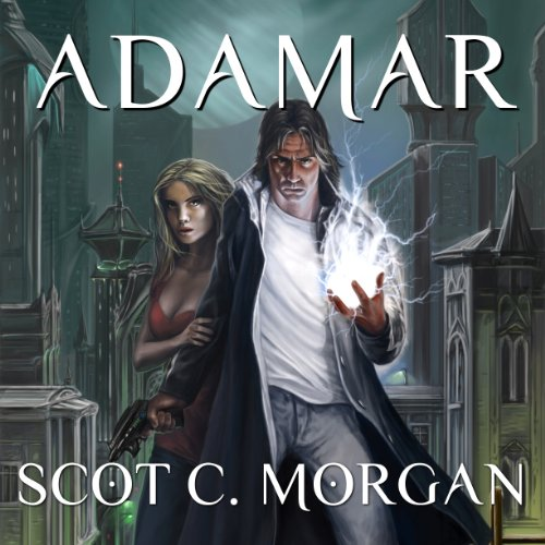 Adamar cover art
