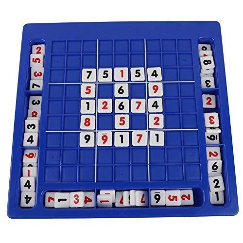 YLLN Sudoku Board Game Sudoku Chess Digits 1 a 9 Juegos de Escritorio para niños y Adultos