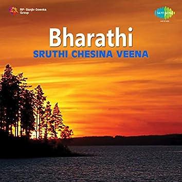 """Sruthi Chesina Veena (From """"Bharathi"""") - Single"""