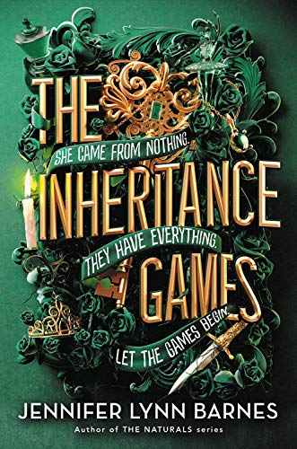 Compare Textbook Prices for The Inheritance Games  ISBN 9781368052405 by Barnes, Jennifer Lynn