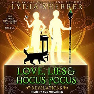 Love, Lies, and Hocus Pocus: Revelations audiobook cover art