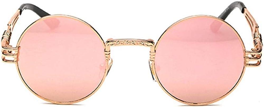 Sun Very popular Glasses Sunglasses Personality Max 51% OFF Retro Uv400 Steampunk Sunglas