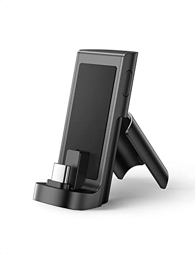 UGREEN Bluetooth 5.0 Transmitter Compatible with Nintendo Switch/Lite, USB C Bluetooth Adapter with aptX Low Latency, Dual Pairing, Stand Holder Supports AirPods Bluetooth Headphones and Speaker