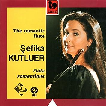 Poulenc, Debussy, Melikov: The Romantic Flute