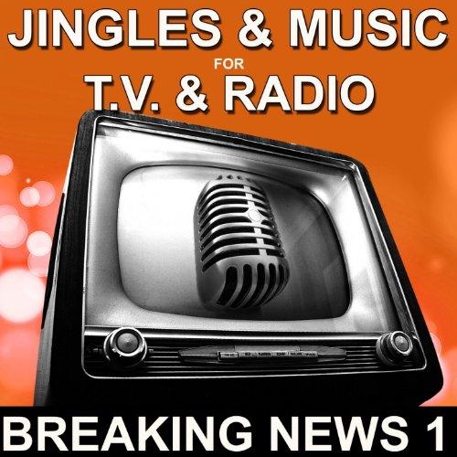 Jingle Radio et TV Music News 5 (Boucle info)