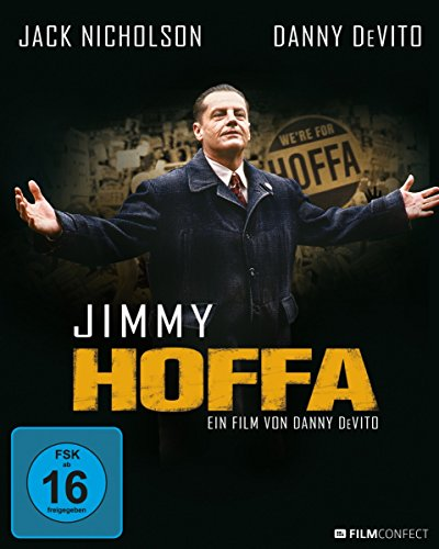 Jimmy Hoffa (Limited DigiPack) [Blu-ray]