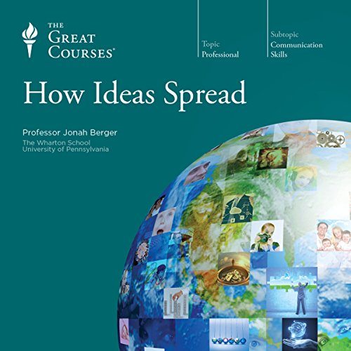 How Ideas Spread audiobook cover art