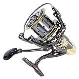 Jmmyq Bobina di Pesca ad Alta Resistenza Guida Rod Struttura Anti-Acqua di Mare 20-25kg Spinning Mulinello Lungo ripresa (Spool Capacity : 8000 Series)